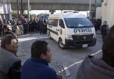Identifican a 20 muertos en penal de Topo Chico