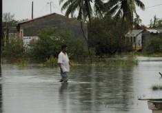 Declaran emergencia a nueve municipios de Veracruz por lluvias