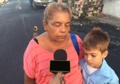 Afectada por explosión en Playa Linda, confía regresar algún día a su casa