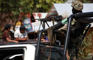 Dictan vinculación a proceso por masacre en Alto Lucero y Actopan