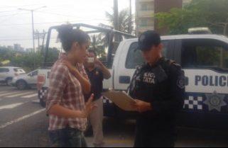 Asaltan a reportera en Veracruz