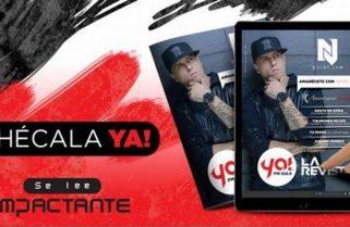 Ya! FM La Revista Mayo te invita a amanecer con Nicky Jam!