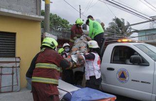 Se eletrocuta albañil al poniente de la ciudad de Veracruz