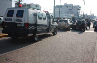 Atienden Paramédicos de Policía Estatal a ciudadano lesionado