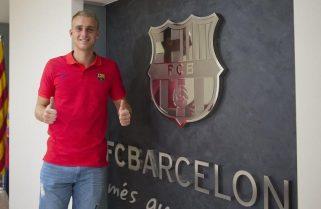 ¡Jasper Cillessen es nuevo arquero de Barcelona!