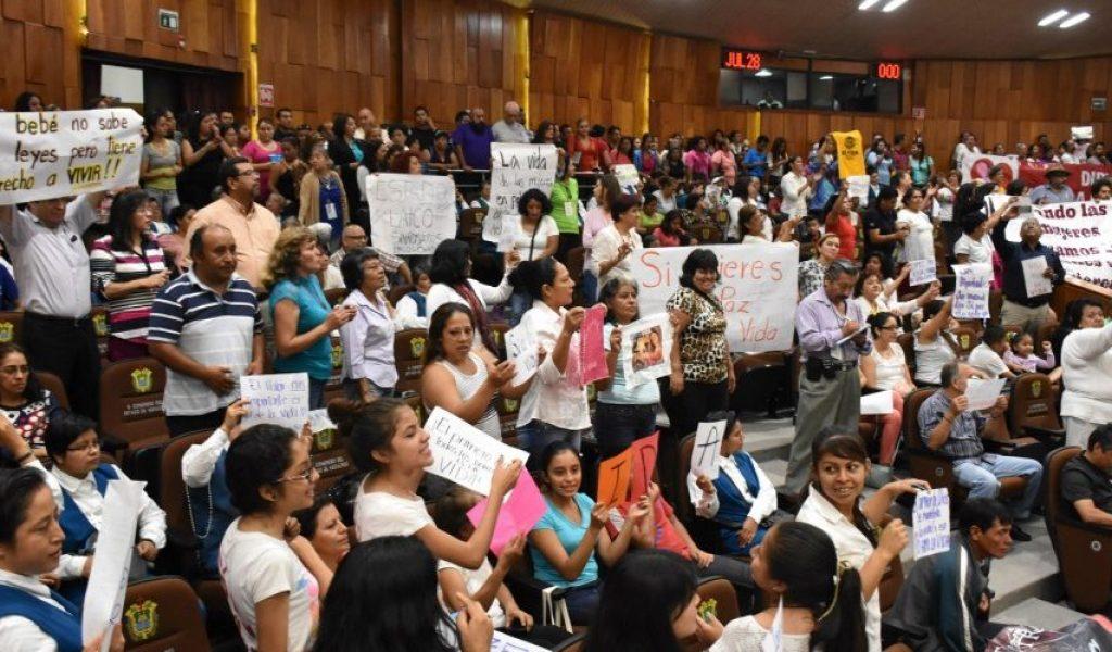 ONU rechaza la reforma antiaborto aprobada en Veracruz
