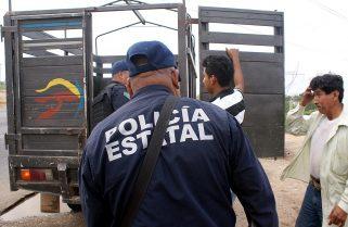 Mantiene Policía Estatal operativos para prevenir el abigeato