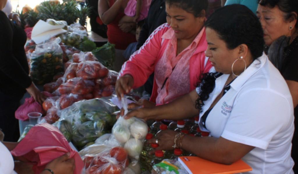 Realizan Brigada de Servicios Integrales en Allende