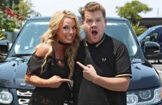 Britney Spears canta en el 'Carpool Karaoke' y ¡suelta la sopa!