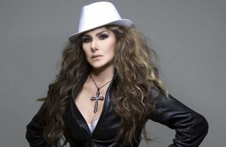 Manoella Torres realiza show y firma autógrafos en CDMX