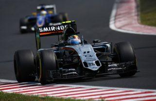 'Checo' Pérez comenzará en noveno en GP de Alemania