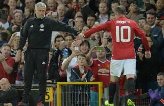 ¡Puedes irte Rooney! 'Mou' le abre las puertas al delantero…