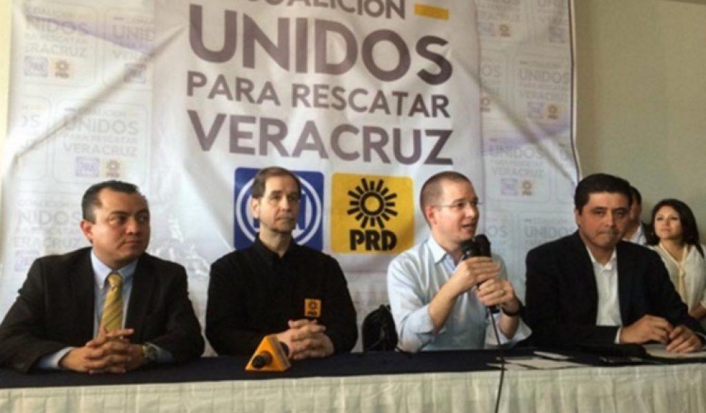 PAN-PRD obtuvo mayoría relativa en el Congreso de Veracruz