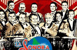 La Sonora Santanera presentó disco de aniversario con 14 invitados