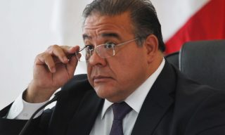 Xalapa, Ver.-  Se lleva a cabo la primera sesión del Organismo Público Local Electoral (OPLE) que encabeza  el presidente del organismo José Alejandro Bonilla Bonilla. FOTO: MIGUEL ÁNGEL CRMONA/FOTOVER.