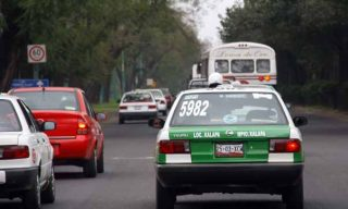 TAXIS COLOR VERDE