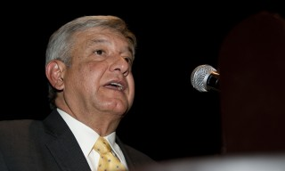 Former Mexican presidential candidate An