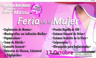 INVITACION CANCER DE MAMA